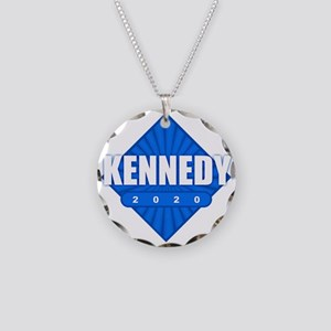 Kennedy 2020 Necklace Circle Charm