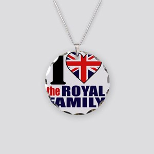 ihearttheroyalfamily Necklace Circle Charm