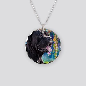 Cane Corso Painting Necklace