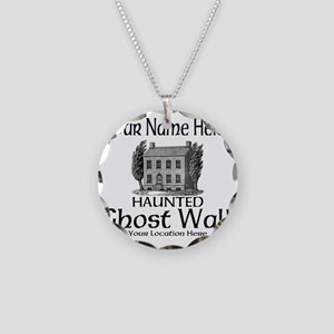 Haunted Ghost Walk Necklace