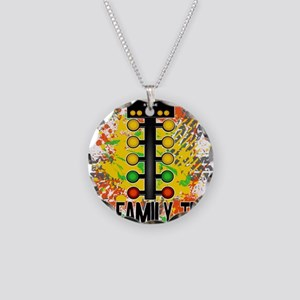 my family tree Necklace Circle Charm