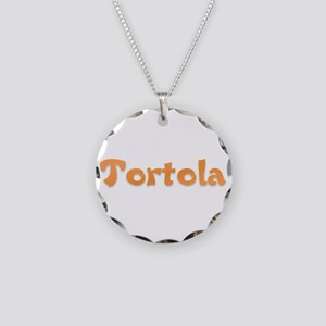 Tortola Necklace Circle Charm