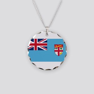 Fiji Necklace Circle Charm