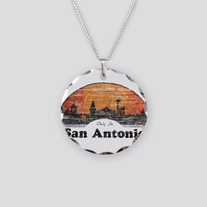 Vintage San Antonio Necklace