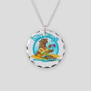 San Diego Seal of Approval Necklace