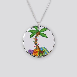 Summer virginia beach- virgi Necklace Circle Charm