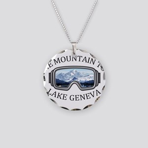 The Mountain Top at Grand Ge Necklace Circle Charm