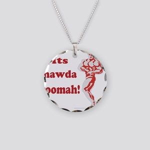 nawda toomah Necklace Circle Charm