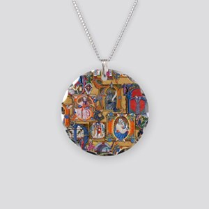 Medieval Illuminations Necklace