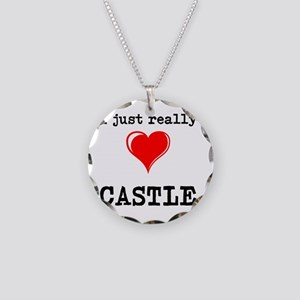 The Love for Castle Necklace