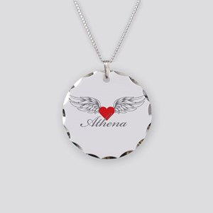 Angel Wings Athena Necklace