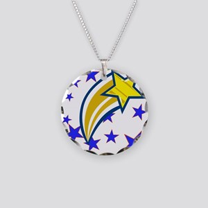i just saw a shooting star! Necklace