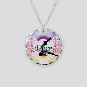 Dance Take Flight the Colors Necklace