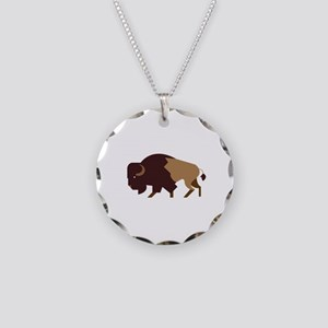 Buffalo Bison Necklace