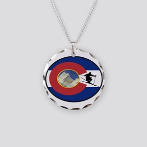 COLORADO SKI TIME Necklace