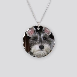 miniature schnauzer Necklace