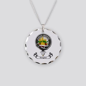 Badge - Douglas Necklace Circle Charm