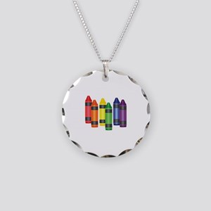 Crayons Necklace