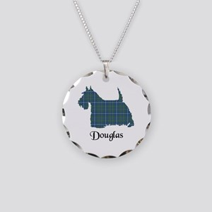 Terrier - Douglas Necklace Circle Charm