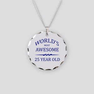 World's Most Awesome 25 Year Old Necklace Circle C