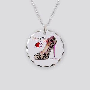 Uniquely Moi Necklace Circle Charm