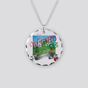 75th Anniversary Wizard of Oz Movie Poppies Neckla