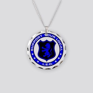 LEO Supporter Necklace