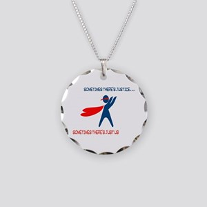 CASA Hero Justice Necklace