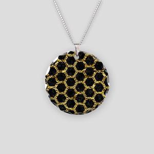 Hexagonal Necklaces - CafePress
