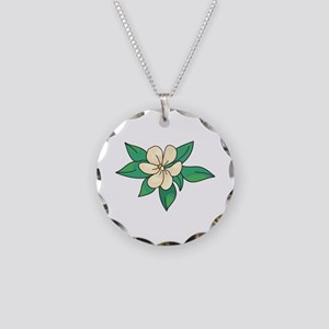 Magnolia Blossom Necklace