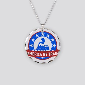 America by Train Necklace