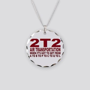 2t2 air trans Necklace