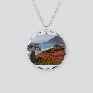 Private Coastline Necklace