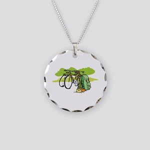 BIKING TRIP Necklace