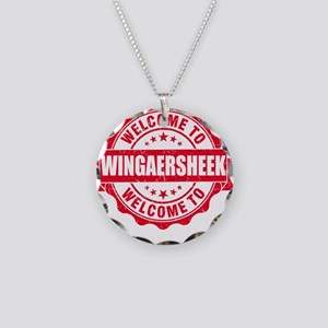 Summer Wingaersheek- massach Necklace Circle Charm