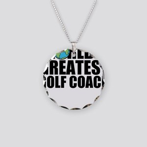 World's Greatest Golf Coach Necklace