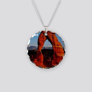 arches_np_eclipse2 Necklace Circle Charm