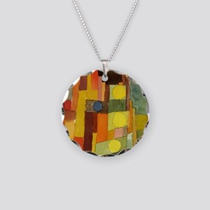 Paul Klee In The Style Of Kairouan Necklace
