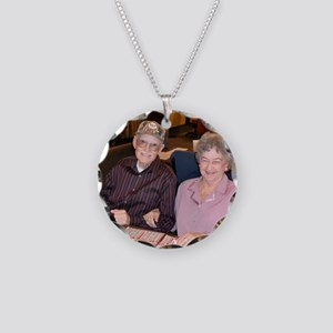 CIMG1177 Necklace Circle Charm