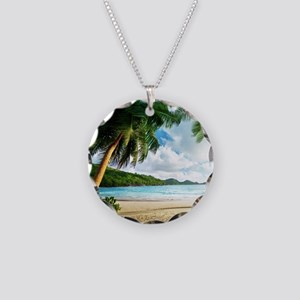 Tropical Beach Necklace