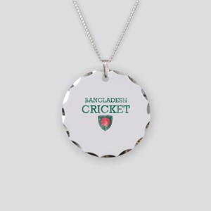 Bangladesh Cricket designs Necklace Circle Charm