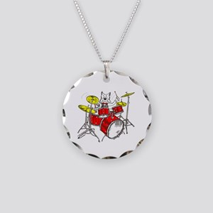 Catoons™ Necklace Circle Charm