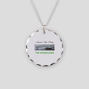ABH Everglades Necklace Circle Charm