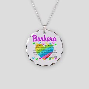JOYOUS ISAIAH 41:10 Necklace Circle Charm