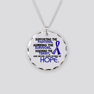 © Supporting Admiring 3.2 Colon Cancer Shirts Neck