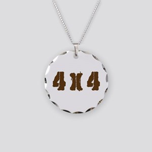Off Road 4 x 4 Necklace
