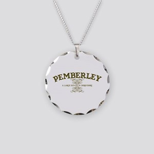 Pemberley A Large Estate In Derbyshire Necklace Ci