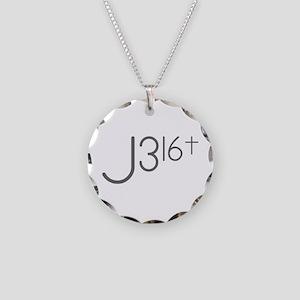 J316Typo Necklace
