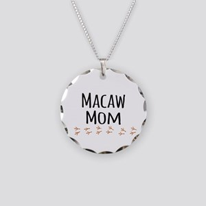 Macaw Mom Necklace