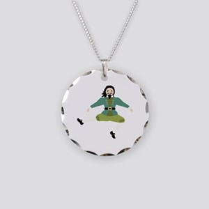 Leaping Lord Necklace